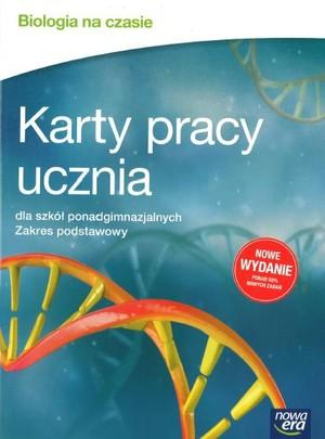biologia na czasie 1 podręcznik dla szkół ponadgimnazjalnych zakres podstawowy