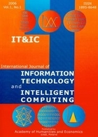 Biuletyn International Journal of Information Technology and Intelligent Computing - PRACA ZBIOROWA