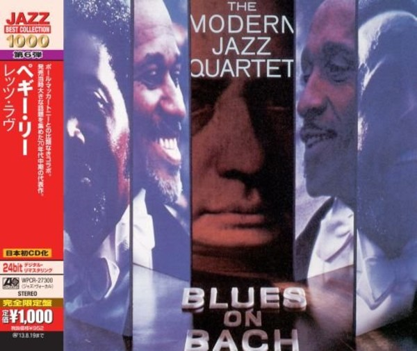 Blues On Bach Jazz Best Collection 1000