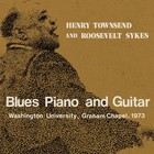 Blues Piano And Guitar - Roosevelt Sykes, Henry Townsenda