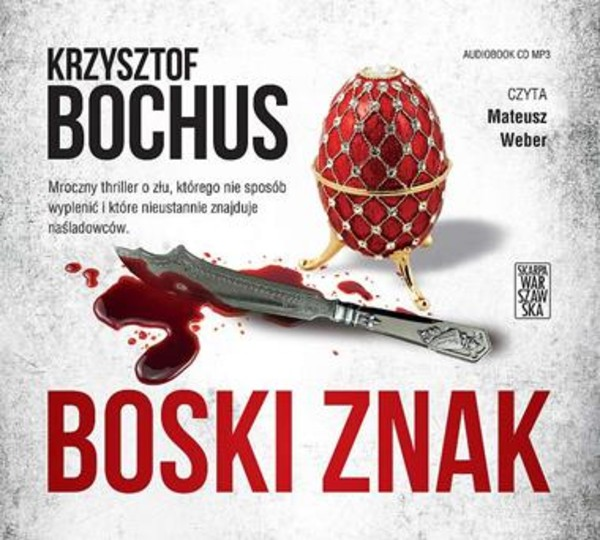 Boski znak Audiobook CD Audio