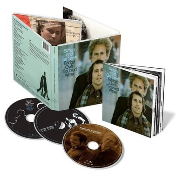 Bridge Over Troubled Water (CD+DVD) (40th Anniversary Edition)