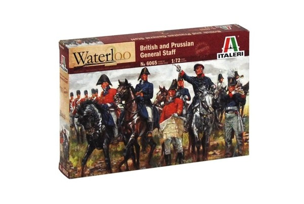 British & Prussian General Staff Skala 1:72