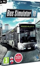 Gra Bus Simulator 2018 (PC) -