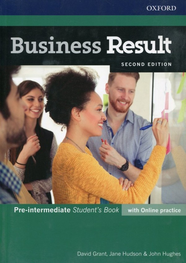 Business Result Pre-intermediate Student`s Book with Online Practice Second edition