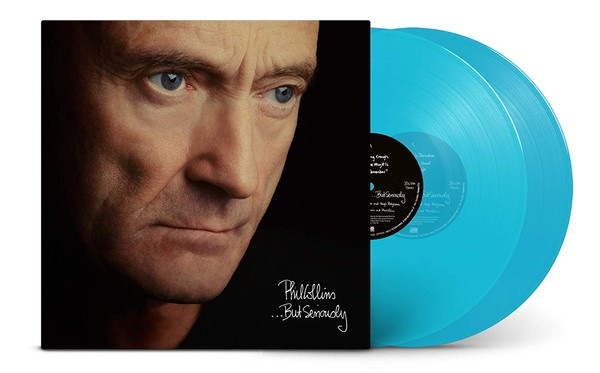 ...But Seriously (vinyl) (Turquoise Vinyl)