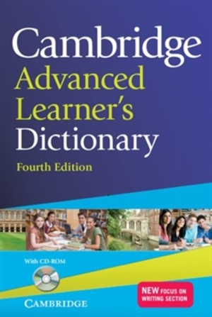Cambridge Advanced Learner`s Dictionary + CD Fourth edition