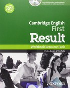 Cambridge English First Result. Workbook Resources Pack - Paul A. Davies, Tim Falla