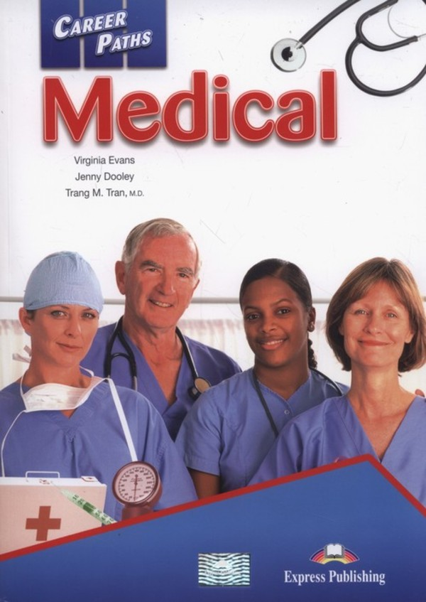 Career Paths Medical Student`s Book + Digibook