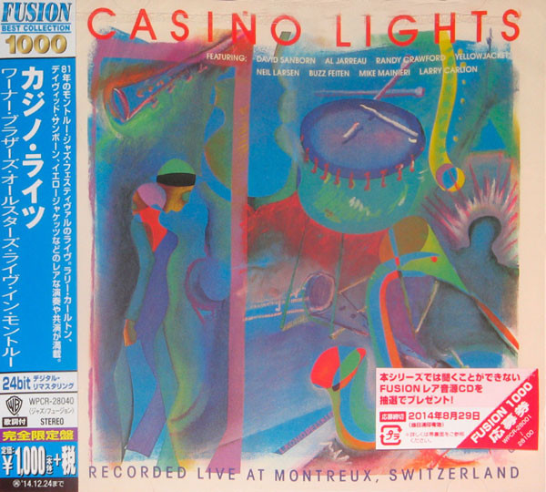 Casino Lights. Recorded Live At Montreux, Switzerland Fusion Best Collection 1000