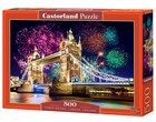 Castorland Most Tower Bridge w Anglii -