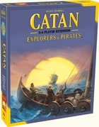 Gra Catan Explorers & Pirates