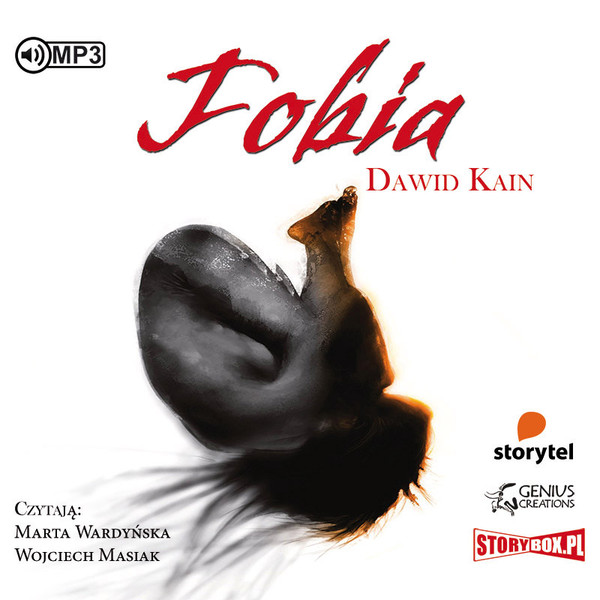 Fobia audiobook CD