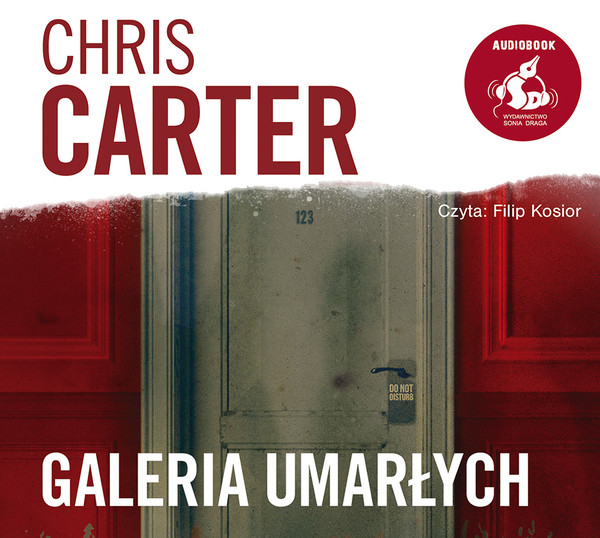 Galeria umarłych audiobook CD/MP3