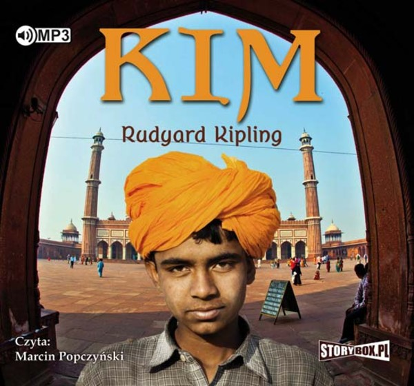 Kim Audiobook CD