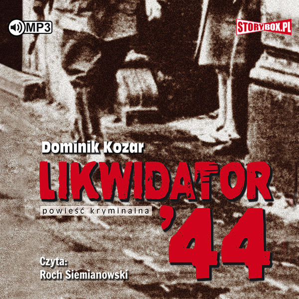 Likwidator `44 Audiobook CD Audio