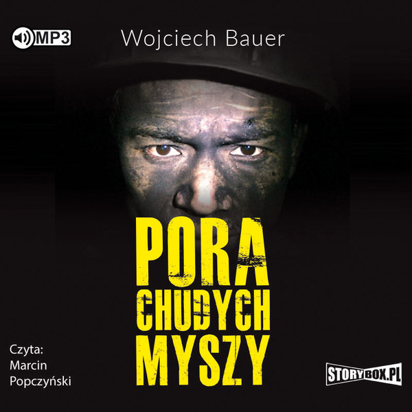 Pora chudych myszy audiobook CD/MP3