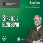 Strategia biznesowa Książka audio MP3 - Brian Tracy
