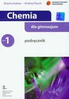 Chemia Dla Gimnazjum Czesc 1 Podrecznik Andrzej Reych Bozena