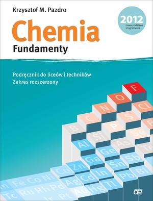 chemia fundamenty podręcznik zakres rozszerzony liceum i technikum