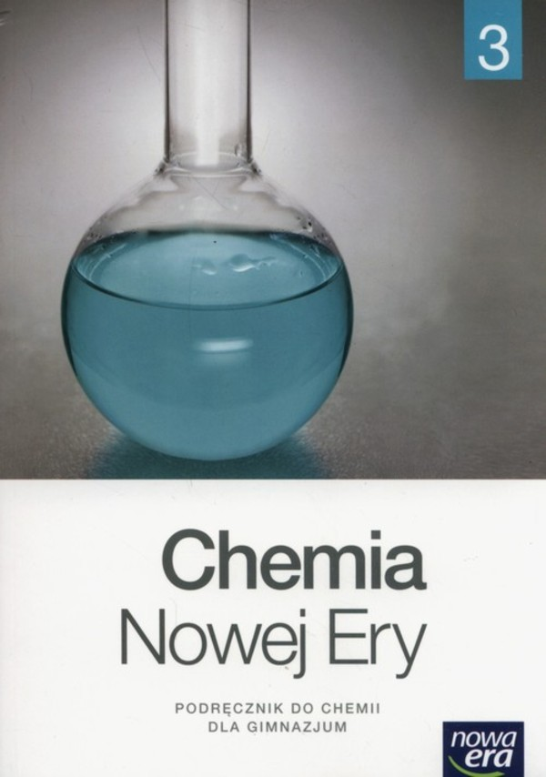 podręcznik z chemii klasa 8 nowa era