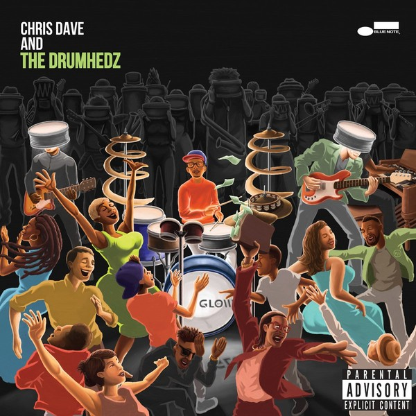 Chris Dave and The Drumhedz (vinyl)