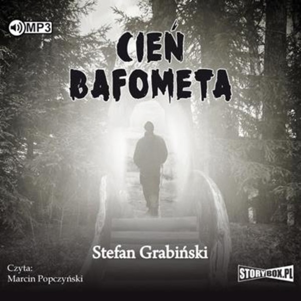 Cień Bafometa audiobook MP3