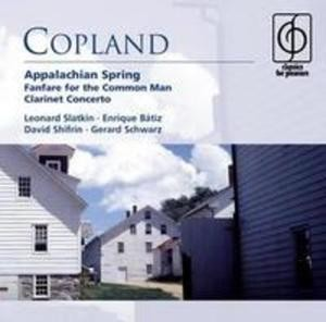 Class For P. - Appalachian Spring