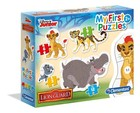 Clementoni My First Puzzles Lwia Straż -