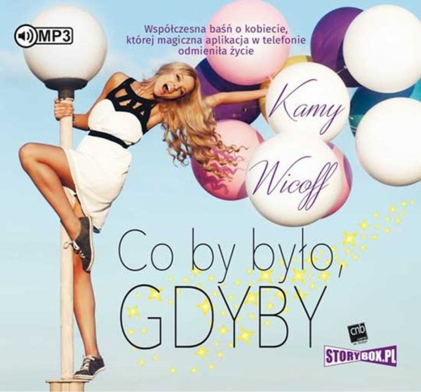 Co by było gdyby audiobook CD