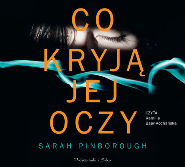 Co kryją jej oczy audiobook CD