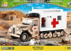 Cobi Small Army Ford V3000S Maultier Ambulance -