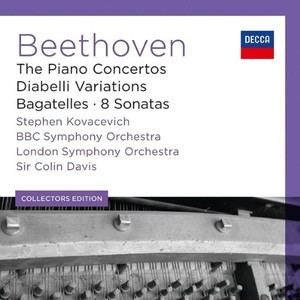 Collector`s Edition: Beethoven: The Piano Concerto