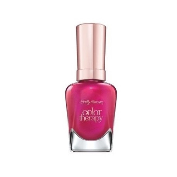 Color Therapy Argan Oil 380 Ohm Magenta Lakier do paznokci