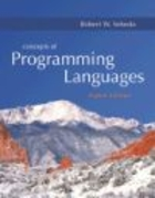 Concepts of Programming Languages 9e