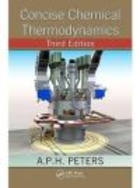 Concise Chemical Thermodynamics 3e