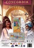 Gra Concordia: Egipt i Kreta