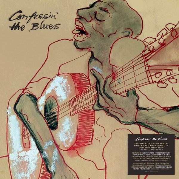 Confessin` the Blues (Deluxe Box Set)