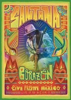 Corazon - Live From Mexico: Live It To Believe It (CD+DVD) - Carlos Santana