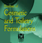 Cosmetic and Toiletry Formulations Database CD
