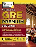 Cracking the GRE Premium Edition with 6 Practice Tests - Review Princeton