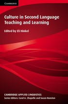 Culture in Second Language Teaching and Learning - Eli Hinkiel