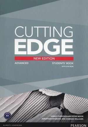 Cutting Edge Advanced. Student`s Book Podręcznik + DVD 3rd edition