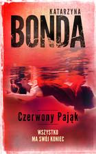 Czerwony pająk (miękka) książka Katarzyna Bonda