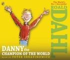 Danny the Champion of the World - Audiobook CD - Roald Dahl