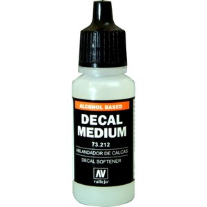 Decal Medium 17 ml.