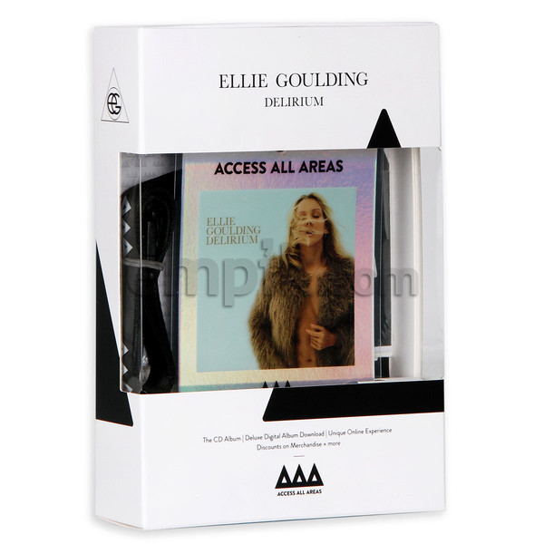 Delirium (Limited Access All Areas Edition)