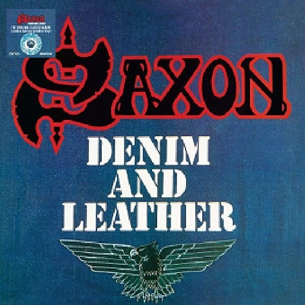 Denim and Leather (vinyl)