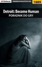 Detroit Become Human - poradnik do gry - epub, pdf - Patrick `Yxu` Homa