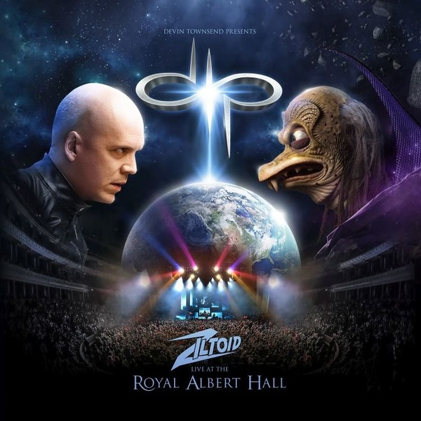 Devin Townsend Presents: Ziltoid Live at the Royal Albert Hall (Blu-Ray)